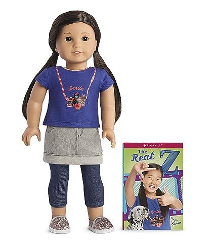 8e04312931 Amazon.com: American Girl Z Doll & Book: Toys & Games