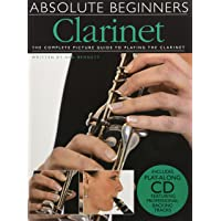 Absolute Beginners: Clarinet (Absolute Beginners Book & CD)