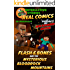 Flash and Bones and the Mysterious Bloodrock Mountains: The Greatest Minecraft Comics for Kids