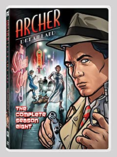 Book Cover: Archer: Season 8 dreamland