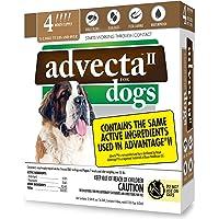Advecta II Flea Treatment, 4 Month Supply