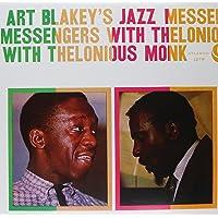 Art Blakey's Jazz Messengers With Thelonious Monk (Vinyl)