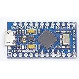 Pro Micro ATmega32U4 3.3V/5V 16MHz Arduino Leonardo互換ボード