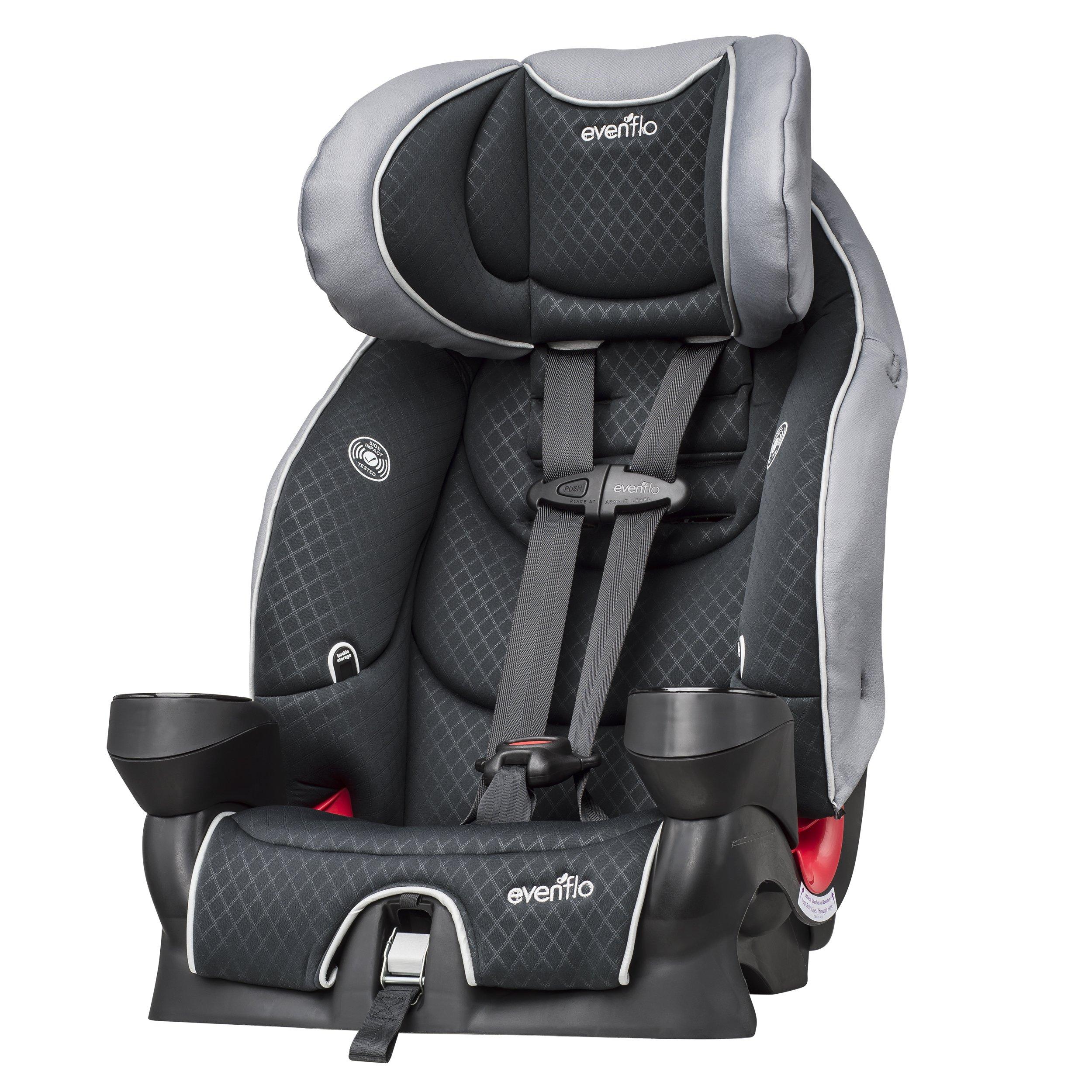 Evenflo Securekid Lx  For  Booster Car Seat Raven