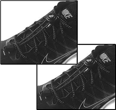 LaceNLock Shoelaces Modernized Elastic