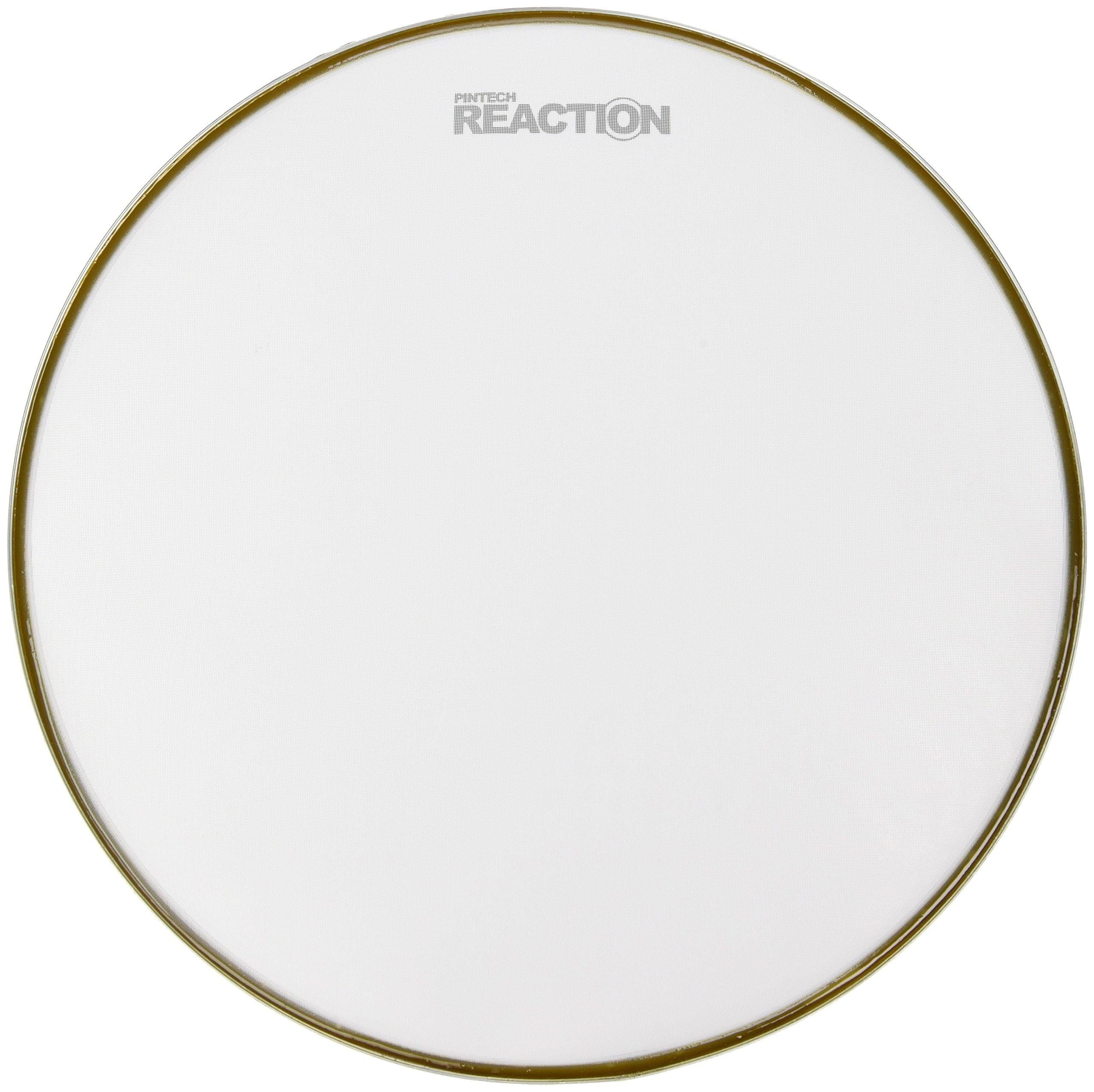 Pintech Percussion RH-12W White Reaction Series Mesh Head 12''