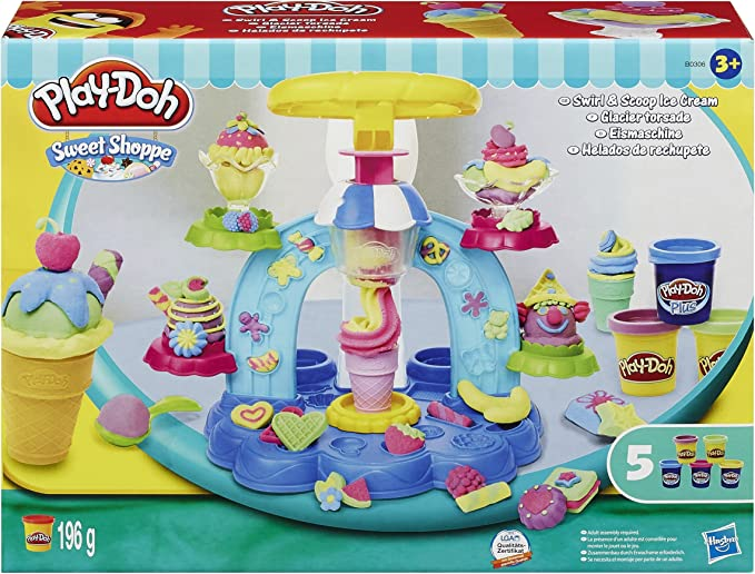 Play-Doh - Helados de rechupete (Hasbro B0306EU6): Amazon.es ...