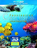 Fascination Coral Reef 3D: 3 Film Collection [Blu-ray] [2013] [Region Free]