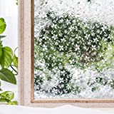 Window film 3d ecology non toxic static decoration for uv rejection heat control - Film occultant fenetre decorative ...