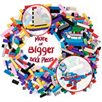 1000 pc Classic Building Bricks Compatible With All Brands