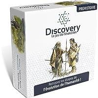 Discovery : le jeu de l'évolution Préhistoire - Jeux de Cartes (Nouvelle édition)