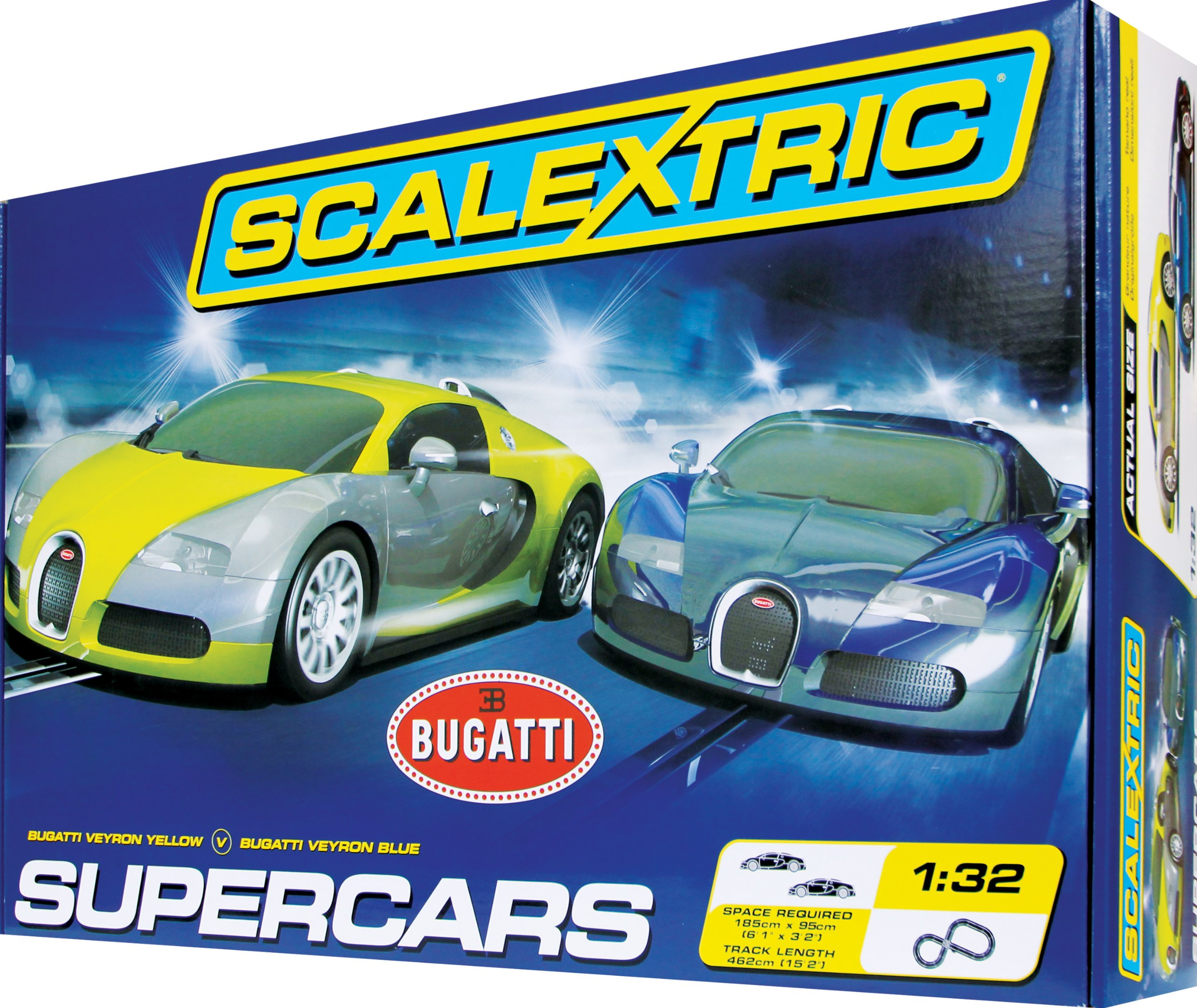 Scalextric 1:32 Supercar Race Set (C1297T) by Scalextric (Image #4)