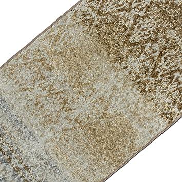Teppich Shabby vintage teppichläufer im angesagten shabby chic look hochwertige