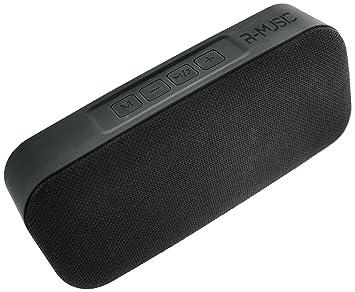RMusicLinky RM Enceinte Bluetooth XW Portée Sans Fil M - Enceinte port usb