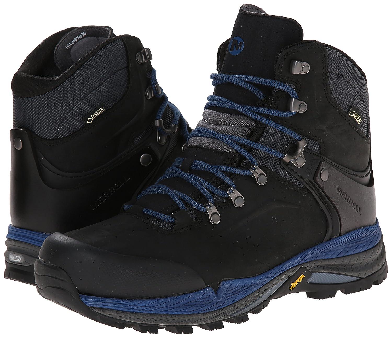 541dac5bb83 Amazon.com   Merrell Men's Crestbound Gore-Tex Hiking Boot   Hiking Boots
