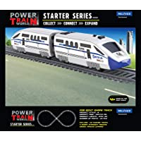 Turbos 8-Shaped Power Train Starter Series Set (Multicolour)