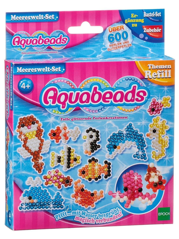 Exceptionnel Aquabeads 79338 - Set per lavoretti manuali per bambini, con  UV98