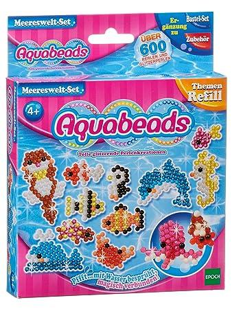 Popolare Aquabeads 79338 - Set per lavoretti manuali per bambini, con  CC08