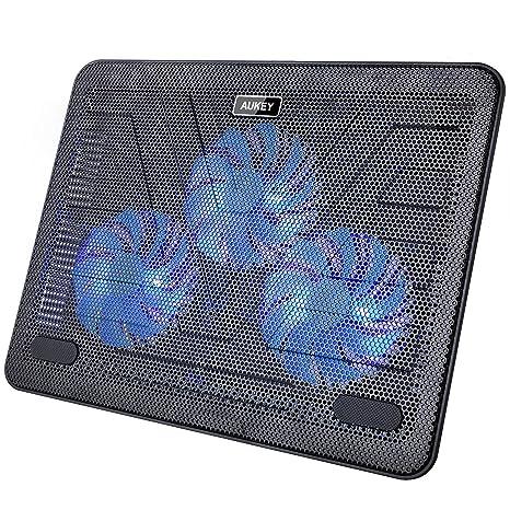 """Aukey portátil 12 """"-17"""" Pad – Base de refrigeración para ordenador portátil"""