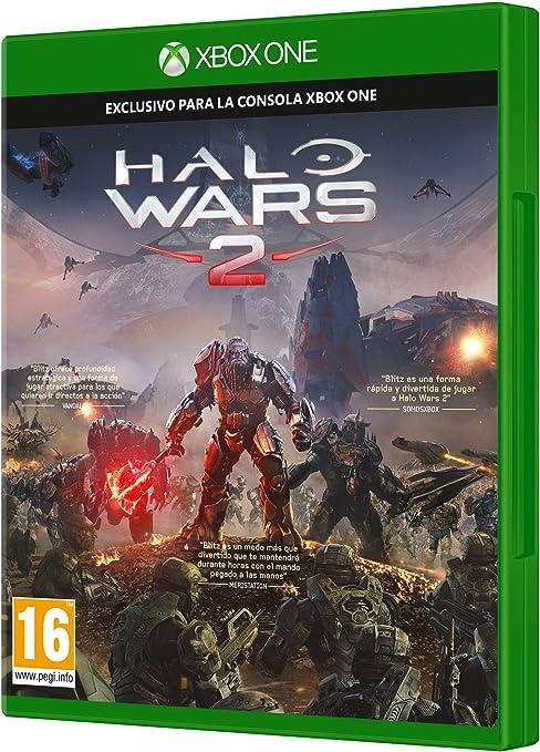 Halo Wars 2 - Standard Edition (Xbox One): Amazon.es: Videojuegos