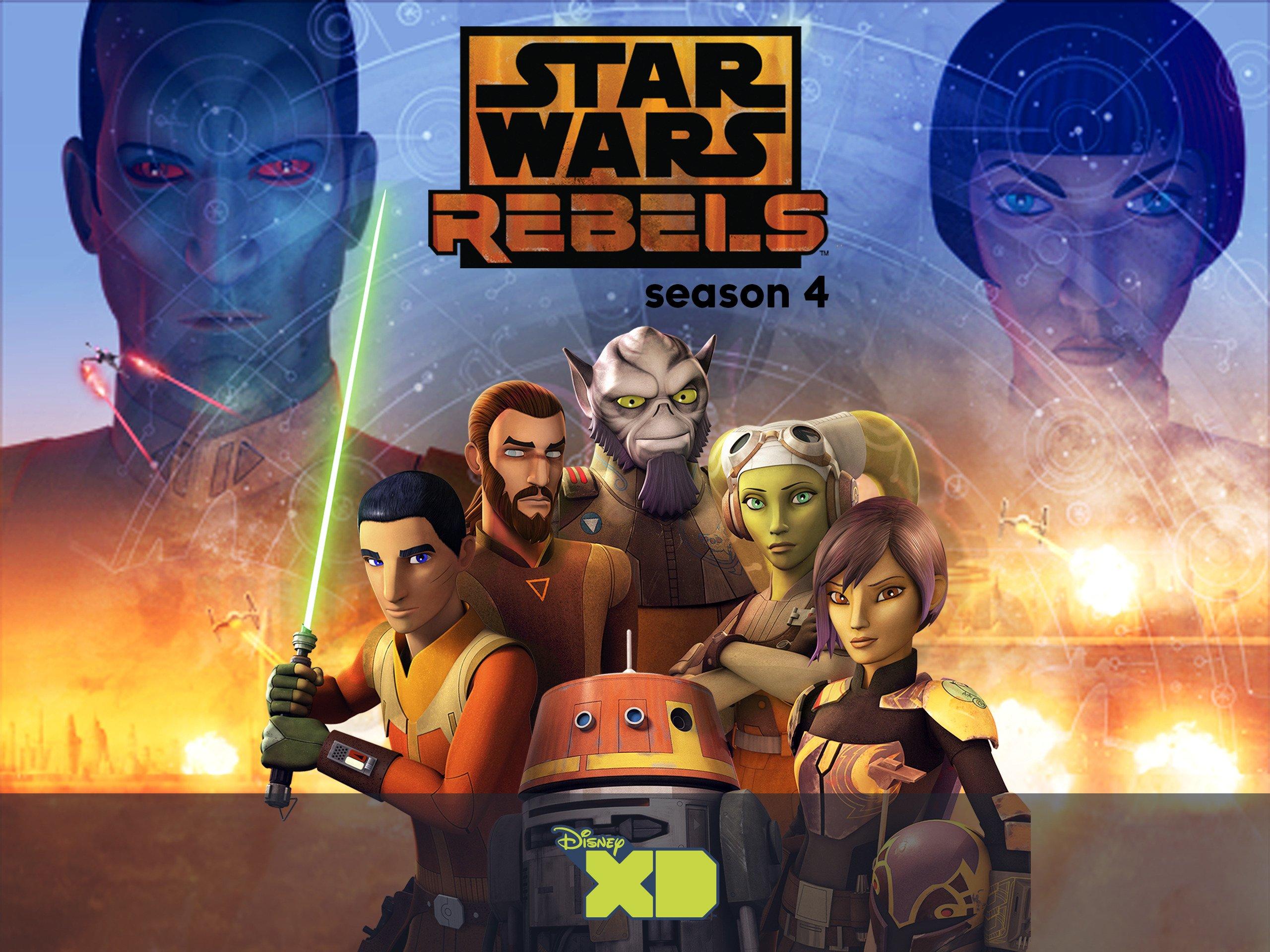 Watch Star Wars Rebels Season 4 Prime Video