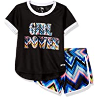 STX Girls' T-Shirt and Short Set (More Styles Available)
