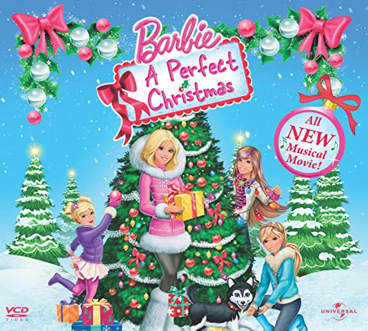 Amazon.in: Buy Barbie: Perfect Christmas (Hindi) DVD, Blu-ray ...