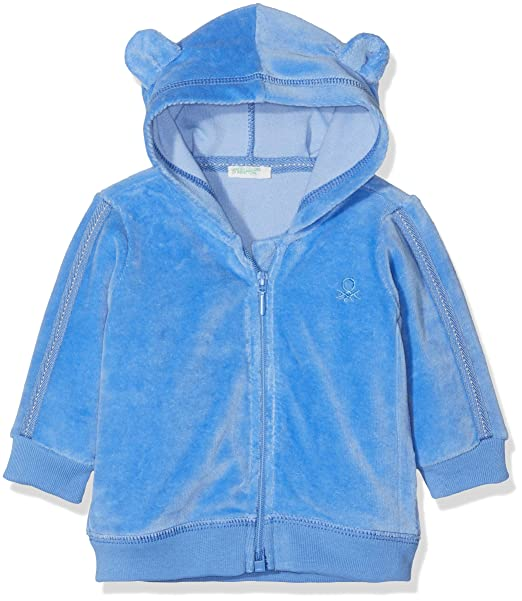 United Colors of Benetton Jacket W/Hood L/s, Chaqueta para Bebés,