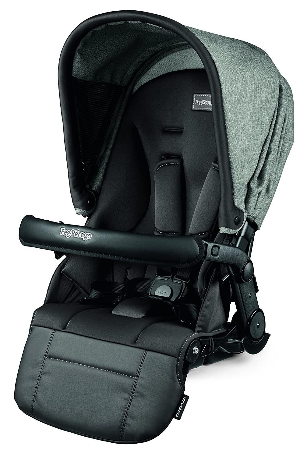 Peg Perego Pop-Up Seat for Team, Duette and Triplette Strollers, Atmosphere IS0328NA62TG53DX53