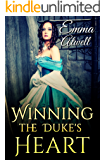 ROMANCE: HISTORICAL ROMANCE: Winning the Duke's Heart (British Duke Regency Romance)