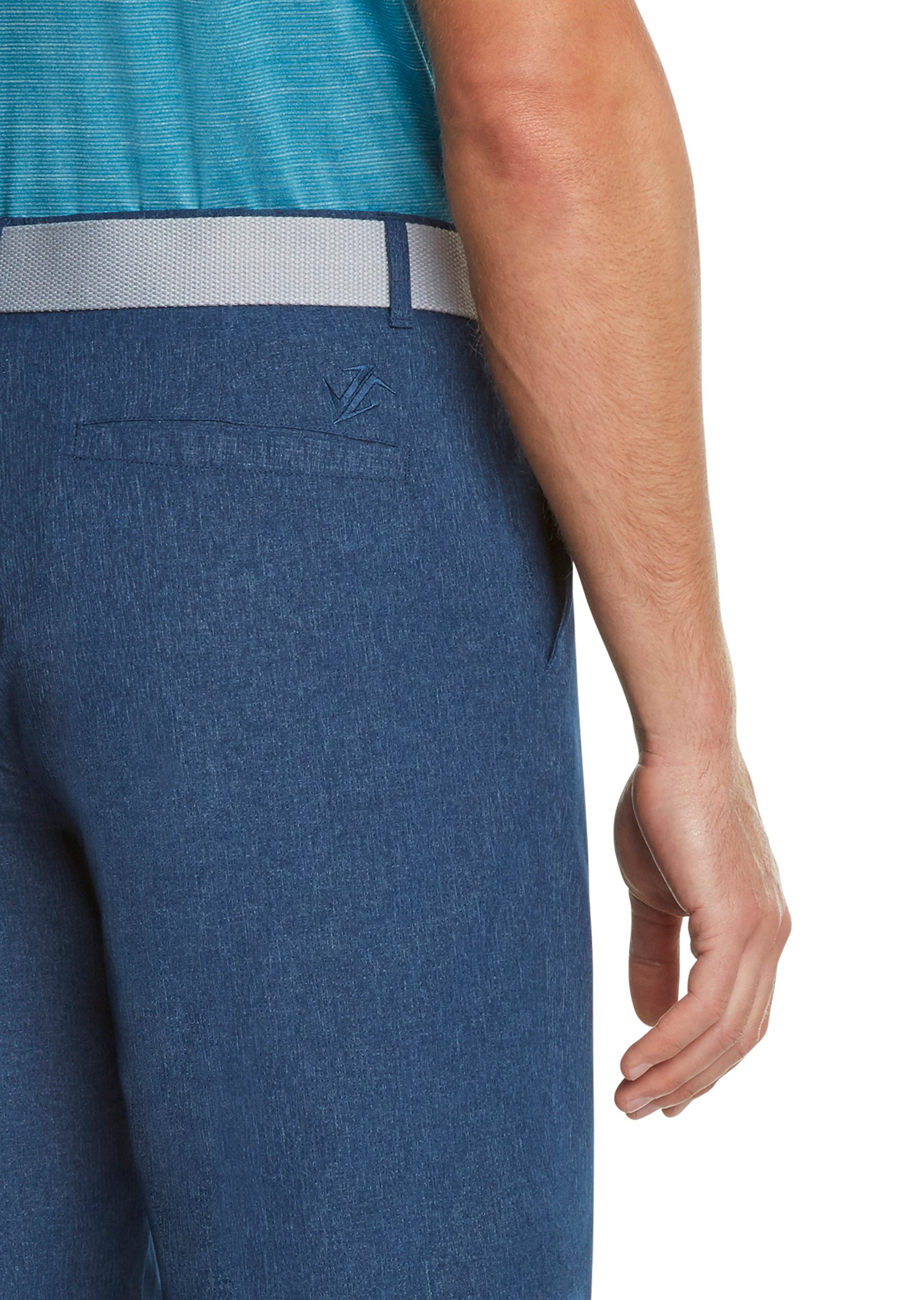 Jolt Gear Dry Fit Golf Shorts for Men – Casual Mens Shorts Moisture Wicking - Men's Chino Shorts with Elastic Waistband by Jolt Gear (Image #4)
