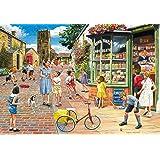 Gibsons Hopscotch Hill Jigsaw Puzzle (2000-Piece)