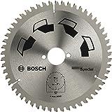 Bosch 2609256892 Special Lama per Sega Circolare, 190 x 2 x 30, 54 Denti