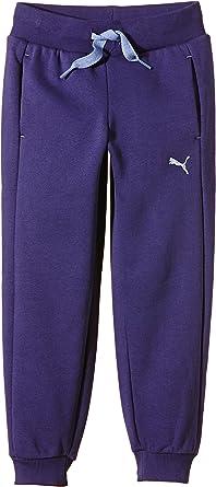 Puma FUN Hooded Sweat Suit - Chándal para niñas, color morado ...