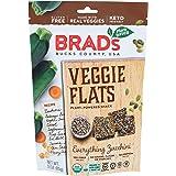 BRADS RAW Organic Everything Zucchini Veggie Flats, 3 OZ