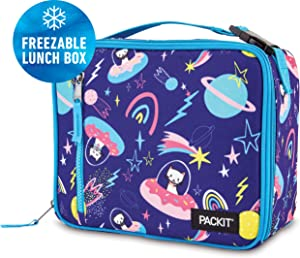 PackIt PKO-CB-SWS Freezable Classic Lunch Box, Sweet Space