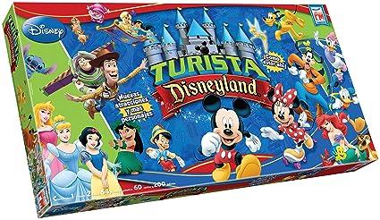 Fotorama Juego De Mesa Disney Turista Grande Amazon Com Mx Juegos