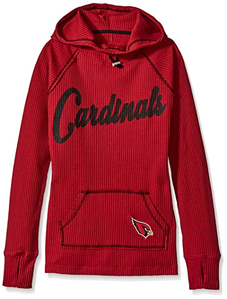 newest 60067 b81d8 GIII For Her NFL Women's Base Camp Adventure Hoodie