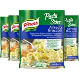 Knorr Pasta Side Dish Alfredo 4.5 oz 4 Count.
