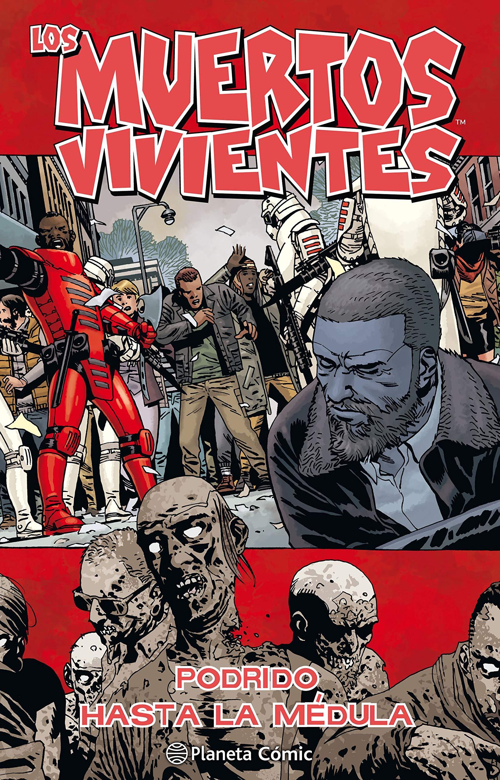 Los muertos vivientes nº 31 Los Muertos Vivientes The Walking Dead Cómic: Amazon.es: Kirkman, Robert, Adlard, Charlie, Bentz, Ignacio: Libros