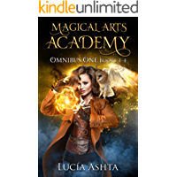 Magical Arts Academy: Books 1-4 (Magical Arts Academy Omnibus Book 1)