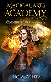 Magical Arts Academy: Books 1-4 (Magical Arts Academy Omnibus Book 1) (English Edition)