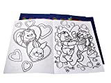 Honey Bear Party Favor Bundle: 8 Coloring Books and