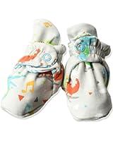 Zutano Baby Boys' Cotton Bootie
