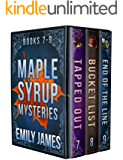 Maple Syrup Mysteries Box Set 3: Books 7-9