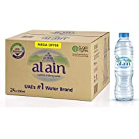 ALAIN Bottle Drinking Water, 24 x 500 ml