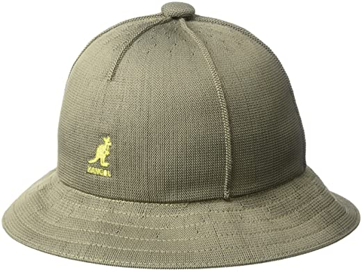 f0101cdb19f Kangol Men s Tropic Casual Bucket Hat Wit Seam Details at Amazon Men s  Clothing store
