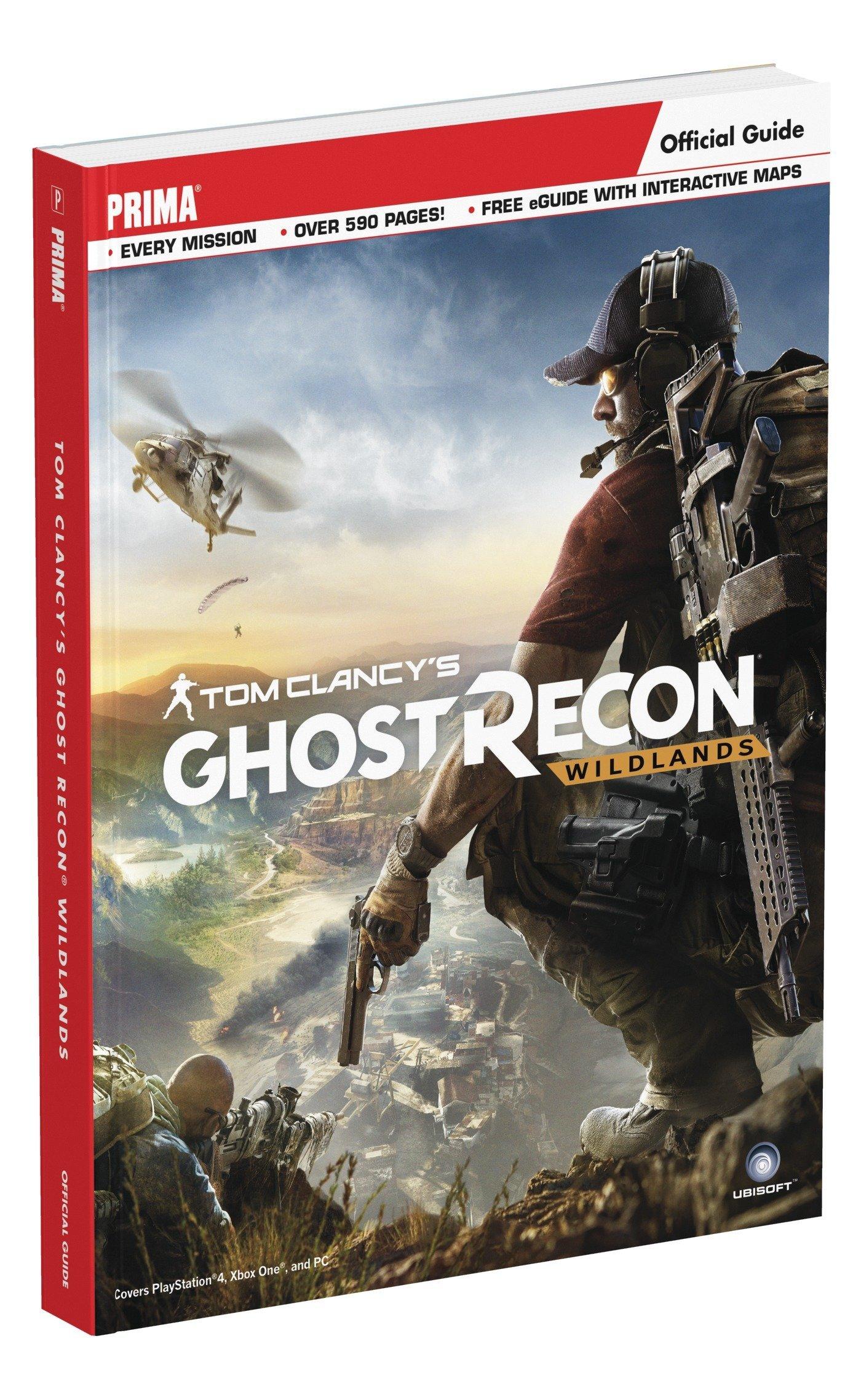 Tom Clancys Ghost Recon Wildlands Standard Edition Idioma Inglés ...