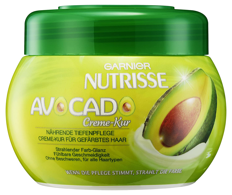 Garnier Nutrisse Avocado Maske, 2er Pack (2 x 300 ml) C55763