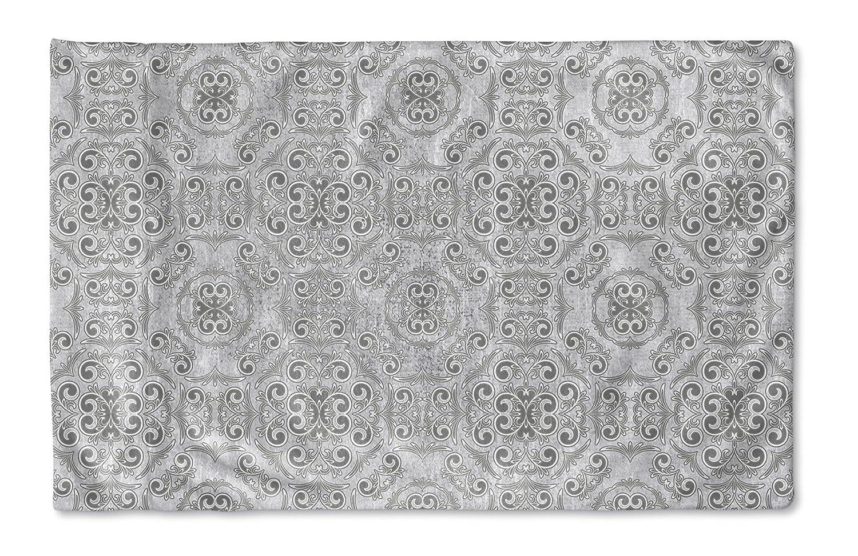 KAVKA Designs Bilbao Pillow Case, Size: 30X20X1 - Grey TELAVC1423PC32 - Parisian Collection